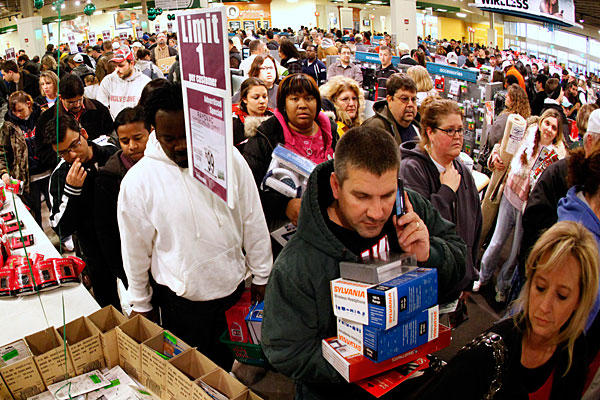 On Nov. 29, thousands will line up outside of retailers in anticipation of Black Friday. Below are tips on how to survive this hectic day.