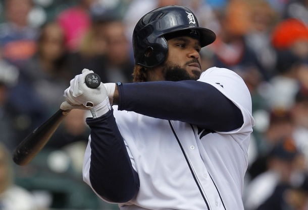 The Detroit Tigers traded first baseman Prince Fielder to the Texas Rangers in exchange for second baseman Ian Kinsler.