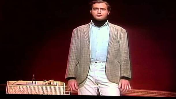 Rumors have surfaced that comedian Andy Kaufman may very well still be alive, according to his brother, Michael. Michael Kaufman made this announcement at the Andy Kaufman awards, during which he introduced a 24-year-old woman who claimed to be his daughter.