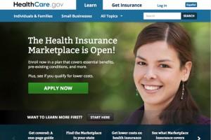 Health Care Website Model