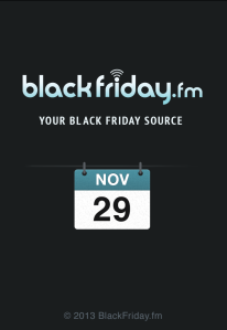 Apps like Sazze's Black Friday Ads App can help simplify the craziness of Black Friday.