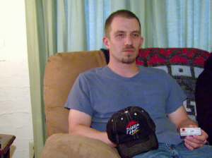 Tony Rohr was rehired by the Elkhart, IN Pizza Hut after being fired for refusing to open his restaurant's doors on Thanksgiving.
