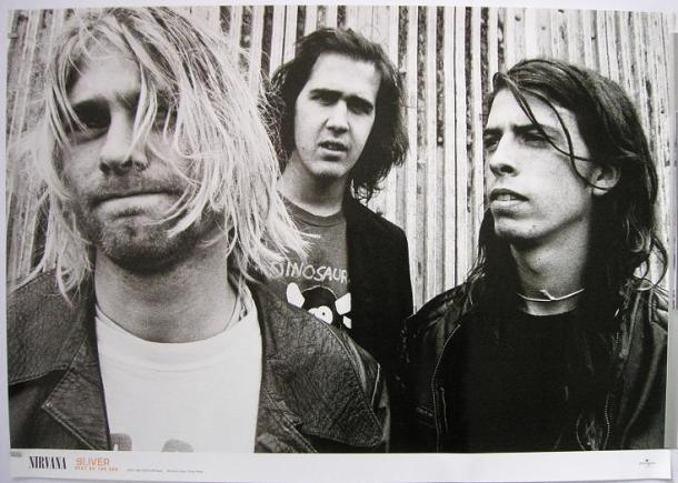 Nirvana has been inducted into the 2014 class of the Rock and Roll Hall of Fame in its first year of eligibility.
