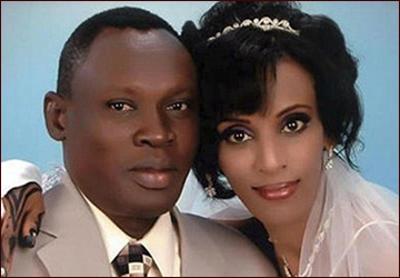 Meriam Yehya Ibrahim, the Sudanese woman sentenced to death for refusing to denounce her Christian faith, has given birth to a child while being incarcerated.